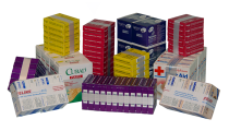 Multipack banding, banding medical products, banding pharmaceautcal products, bandaids