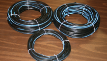 Coils cable, Tying, unitizing, multipacking, bundling, securing