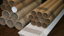 Corrugated Tubes, Stretch Film Banding, unitizing, multipacking, bundling