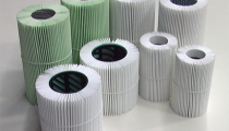 Canister filters, Tying, unitizing, securing
