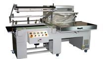 Automatic L-Bar Shrink Wrapper