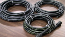 Pressure Hose, Tying, unitizing, bundling, securing