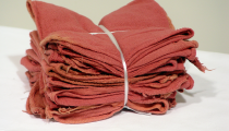 Shop Towels, Tying, unitizing, bundling, securing