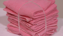 Towels, Tying, unitizing, bundling, securing
