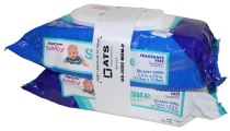 pharmaceutical and healthcare packaging, banded wipes