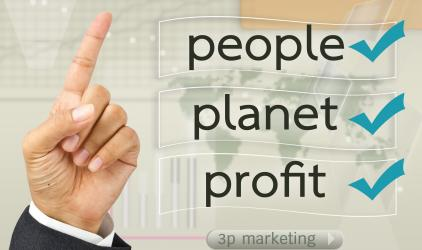 people planet profit, sustainable packaging