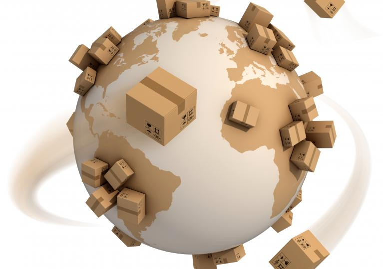 global packaging, ecommerce