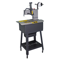 offset tying machine