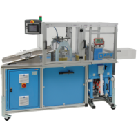 counting and stacking machines for packaging and banding