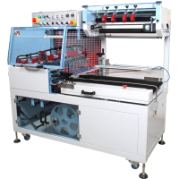 TPS shrink wrapping machine for healthcare products