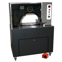 Flex-Strap stretch film banding machine