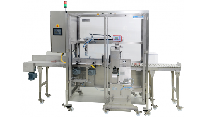 automated labeling and banding system