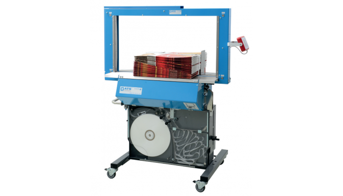 US-2000 AST-MDM 900x500 banding machine for the corrugated industry