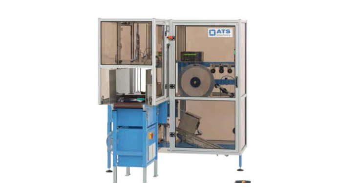 US-2000 TRW-MP automated banding system for laundry
