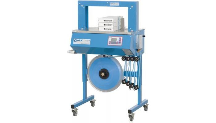 US-2000 AD banding machine for healthcare product packaging