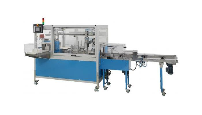 US-2000 SCB-TS-PH automated banding system